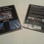 Tyabb Airshow 2014 DVD covers