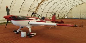 Paul Andronicou's Extra 300S